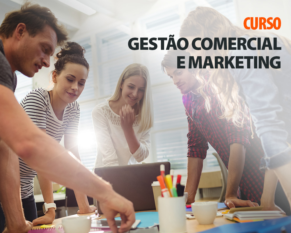 Gestão Comercial e Marketing